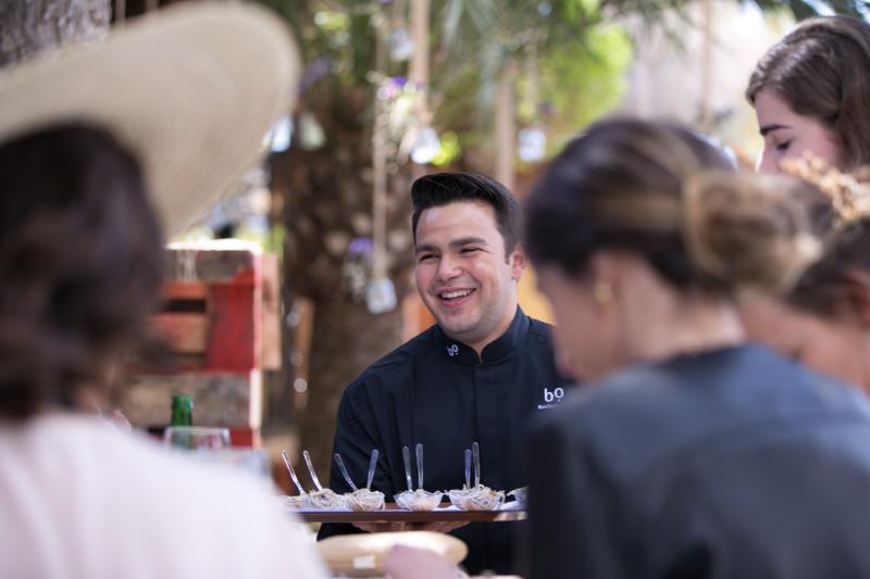 catering en Almería