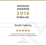 catering bodas 2018
