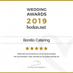 catering bodas 2019